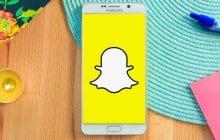 Snapchat intègre les gifs dans sa nouvelle mise à jour