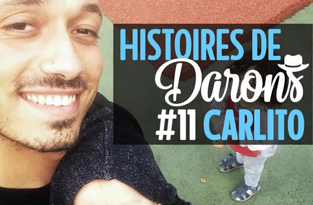 Carlito fait son Histoires de Darons dans un entretien touchant