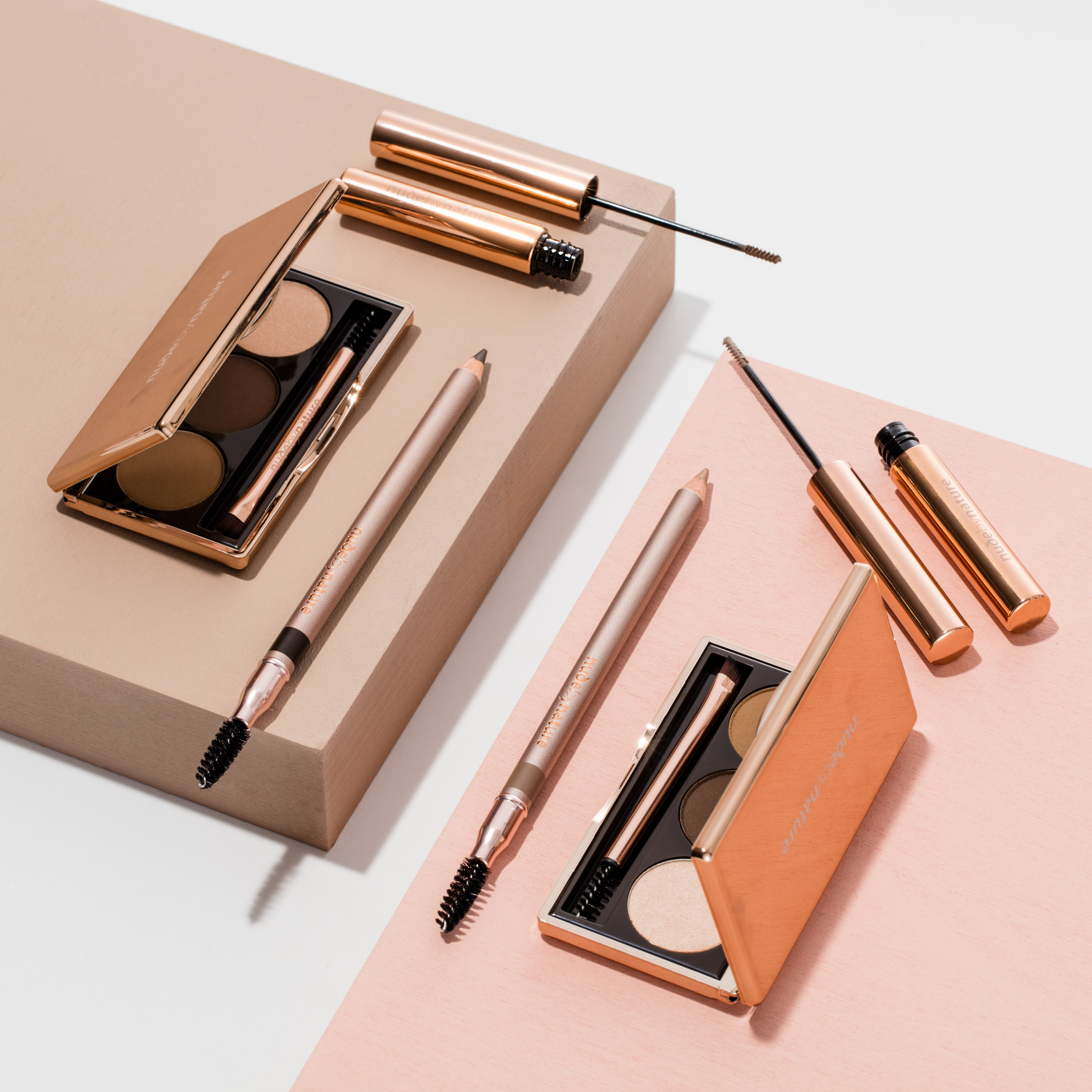 Nude by nature collection sourcils