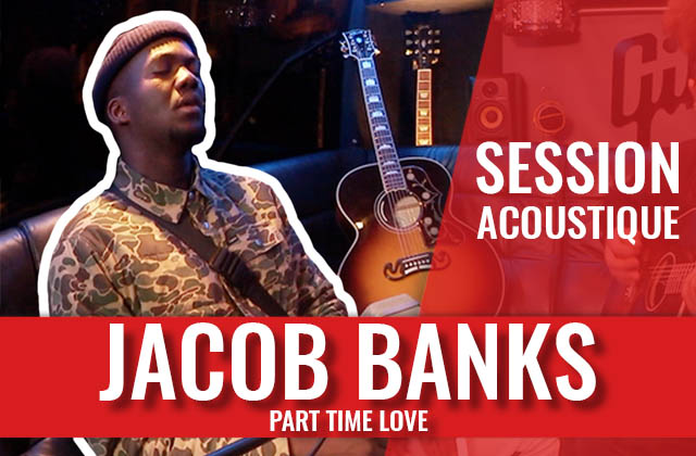 Le charisme imparable de Jacob Banks en session acoustique