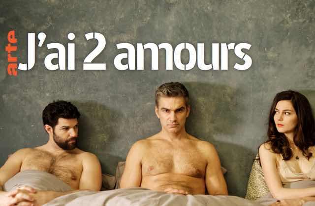 J'ai 2 amours, la série sur le polyamour, c'est ce soir sur ARTE!