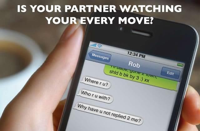 Le cyber contrôle dans le couple, c'est quoi et comment s'en prémunir?