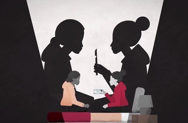 La lutte contre les mutilations génitales féminine continue, y compris en France !