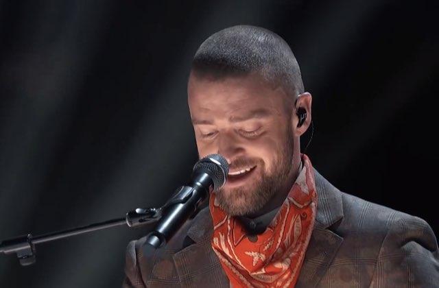 Justin Timberlake assure le half-time show du Super Bowl 2018 et rend hommage à Prince