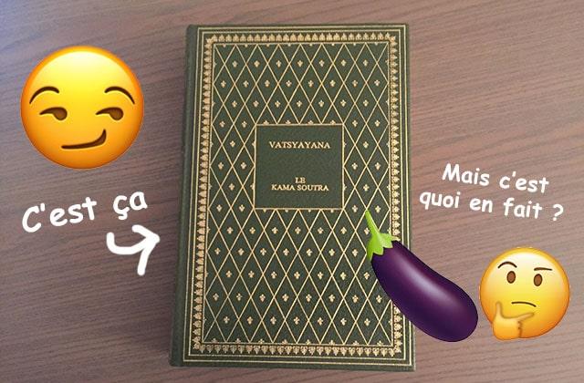 Le Kamasutra n'est pas un guide de positions sexuelles, c'est bien plus que ça!