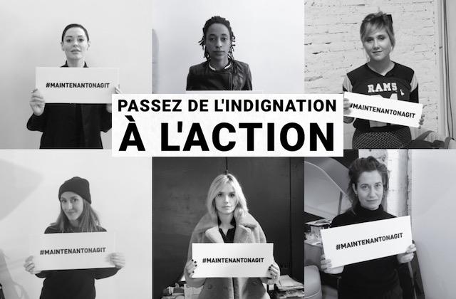 #MaintenantOnAgit: que signifie le mouvement français contre les violences sexistes ?