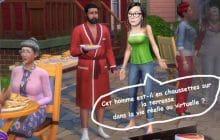 Quatre moments où ma vie ressemble aux Sims