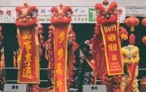 Le Nouvel An chinois, entre raviolis et feux de joie