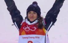 Perrine Laffont, 19 ans et déjà championne olympique !