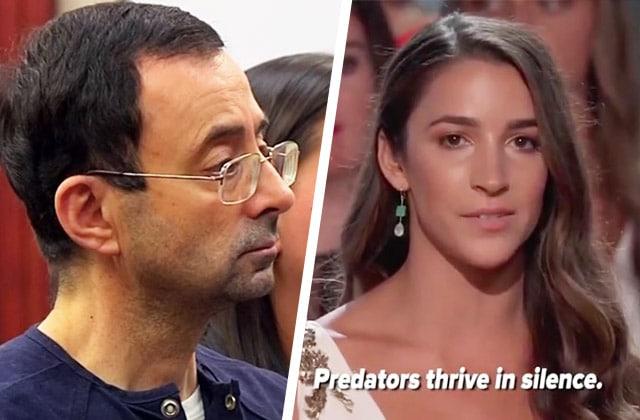 Le discours fort des survivantes de Larry Nassar, ce médecin qui les a agressées sexuellement