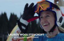 Le parcours inspirant d'une athlète paralympique au cœur  d'une pub du Super Bowl