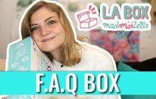 [BOX] Toutes les réponses à tes questions sur la box madmoiZelle !
