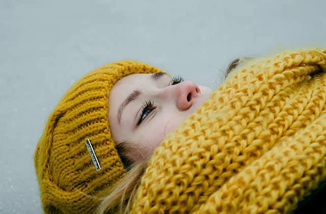Quels gestes et soins beauté adopter quand il fait très froid?