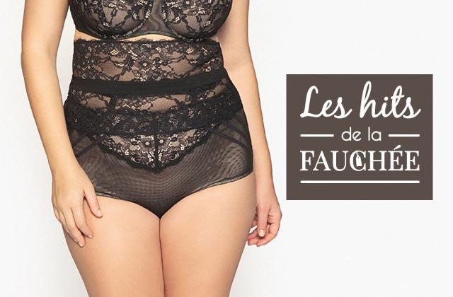 De la lingerie boumchikibam à moins de 20€  — Les 10 Hits de la Fauchée #262