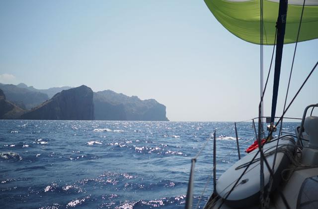 J'ai tout plaqué pour partir en lune de miel à durée indéterminée sur un voilier