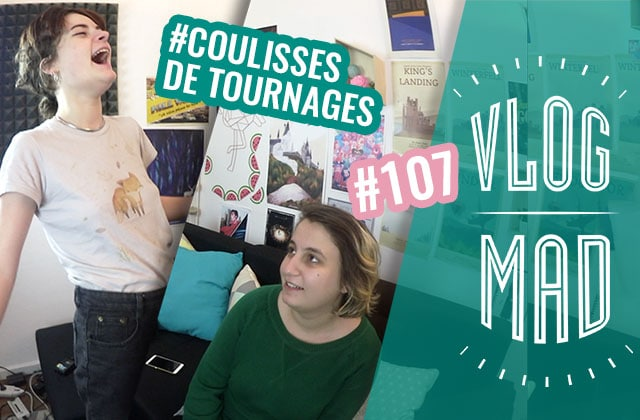 VlogMad n°7 — On décore, on tricote et ON MANGE !