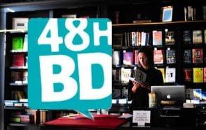 Les 48H de la BD, avec des livres à 2€, démarrent aujourd'hui !