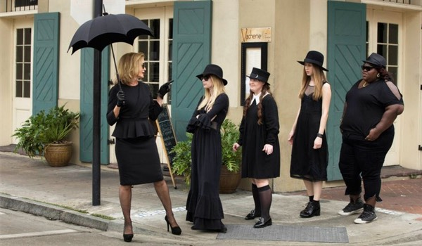 The witches of American Horror Story season 8 are revealed in photos!