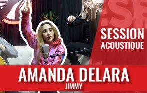 Amanda Delara, une artiste engagée à découvrir en session acoustique