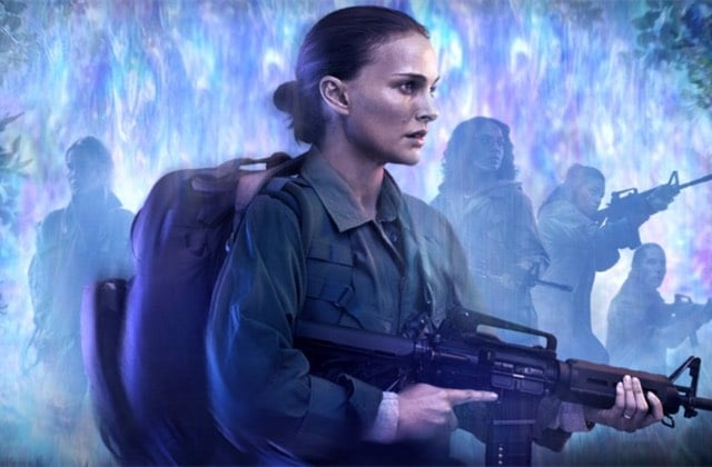 4 raisons de regarder Annihilation, l'incroyable thriller de science-fiction #DispoSurNetflix