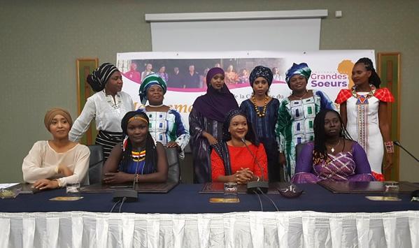 Big Sisters-movements-members-Jaha Dukereh