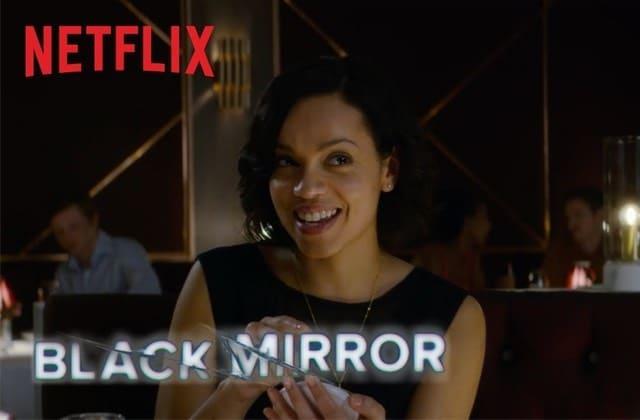 Voilà une excellente nouvelle pour les fans de Black Mirror