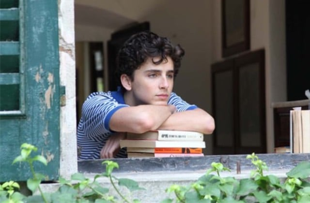 Call Me By Your Name aura une suite réunissant Elio & Oliver