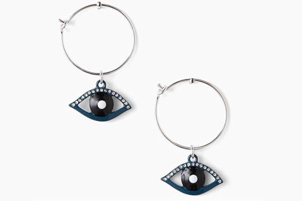 créoles yeux promod
