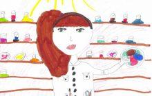 Quand les enfants dessinent des femmes scientifiques, c'est que le monde va un peu mieux