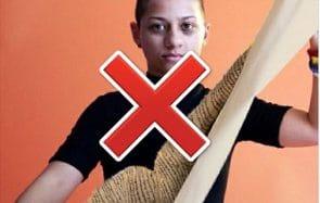 Non, Emma Gonzalez n'a pas déchiré la Constitution américaine