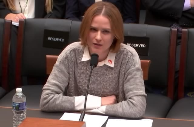 Pourquoi Evan Rachel Wood (Westworld) parle de ses viols au Congrès américain