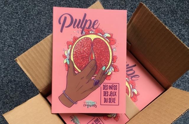 Découvre Pulpe, le fanzine 100% vulve des Imprimés Coquins
