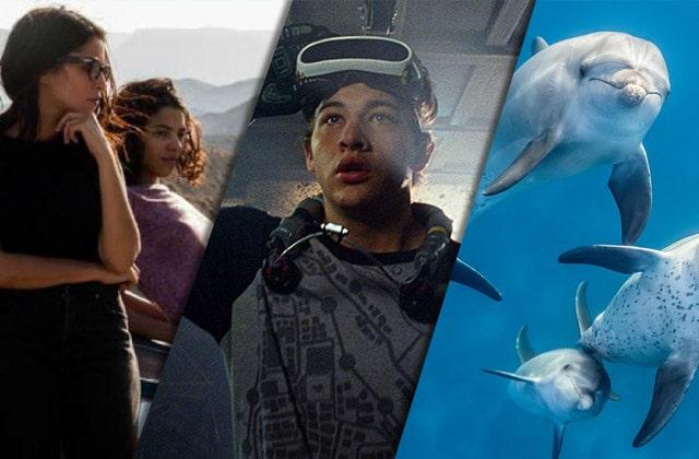 3 films à voir cette semaine, entre aventure futuriste et fonds marins