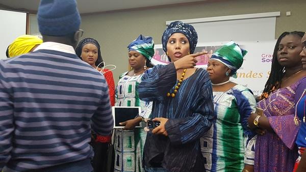 Jaha Dukureh, Big sisters movement launching