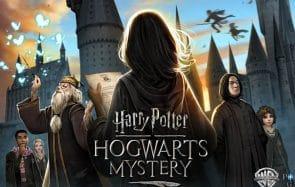 Le jeu mobile Harry Potter:Hogwarts Mystery a sa date de sortie !