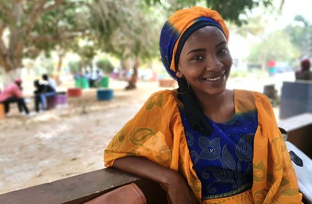 Salamata et son blog lajeunedame.com, «pour les jeunes femmes de la vraie vie»