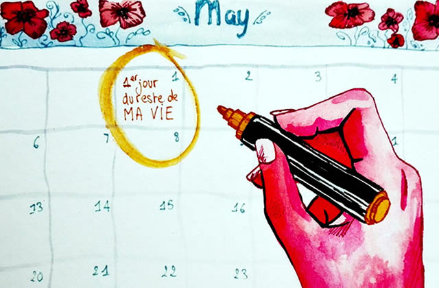2 mois post-rupture, et 8 leçons que j'en ai tirées — Carnet de Rupture#7