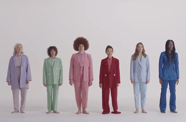 Découvre un clip qui célèbre la diversité des femmes, sur un air de Brassens