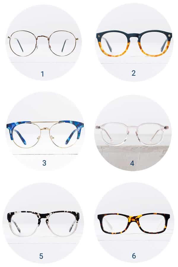 lunettes edie & watson