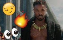 Michael B. Jordan en Killmonger est trop sexy pour votre santé