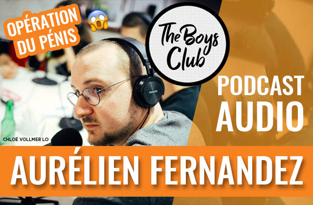The Boys Club #8:«le jour où je me suis cassé la bite »