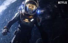 Perdus dans l'espace, la série événement, est #DispoSurNetflix