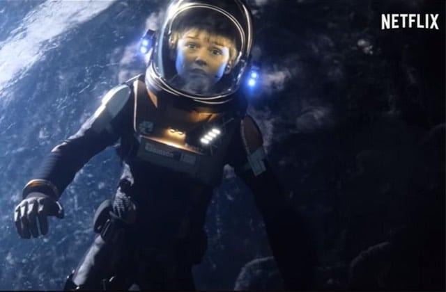 La superbe bande-annonce du remake de Netflix — Perdus dans l'espace