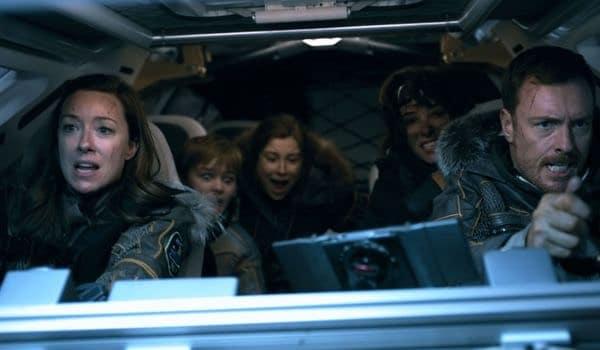 Perdus dans l'espace : la superbe bande-annonce du remake de Netflix