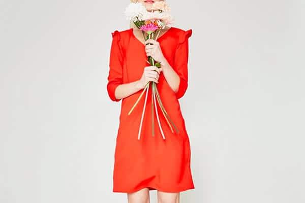 robe promod rouge promo