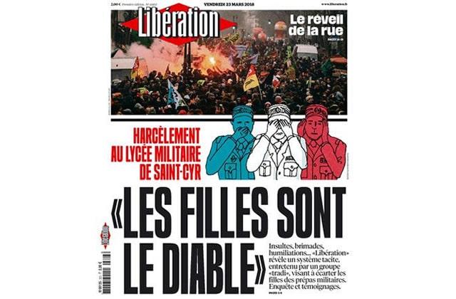 L'hallucinante misogynie au lycée militaire Saint-Cyr révélée par Libération