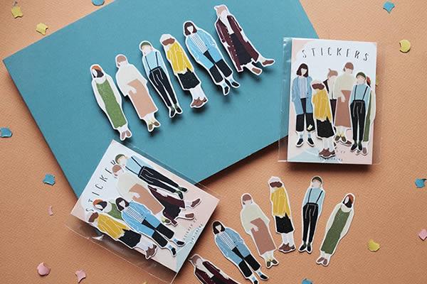 tina sosna stickers
