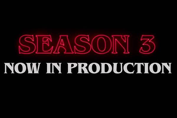 Le casting de Stranger Things saison 3 est réuni, c'est reparti !