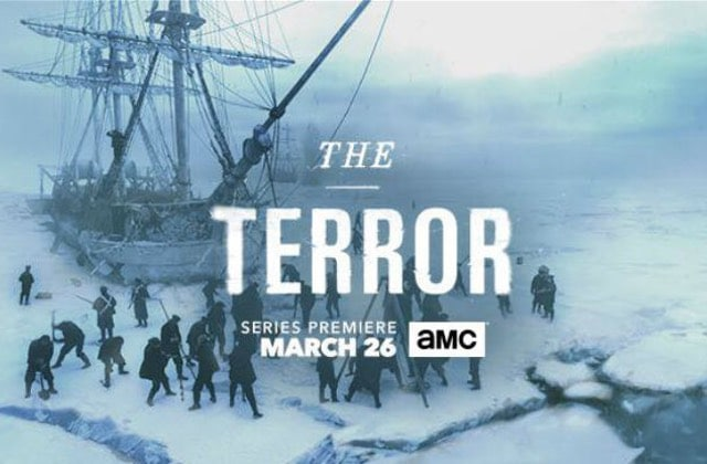 The Terror - AMC The-terror-serie-2018-critique