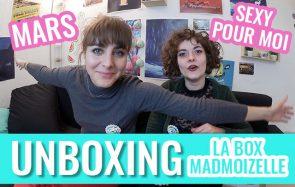 [BOX] Marion & Charlie se font sexy pour elles avec la box de mars !